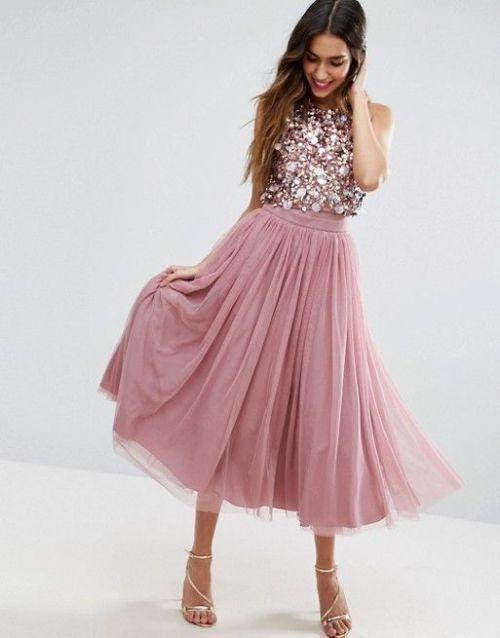 Follow For More  Tüllrock Outfits Kleid Hochzeit Und Kleider