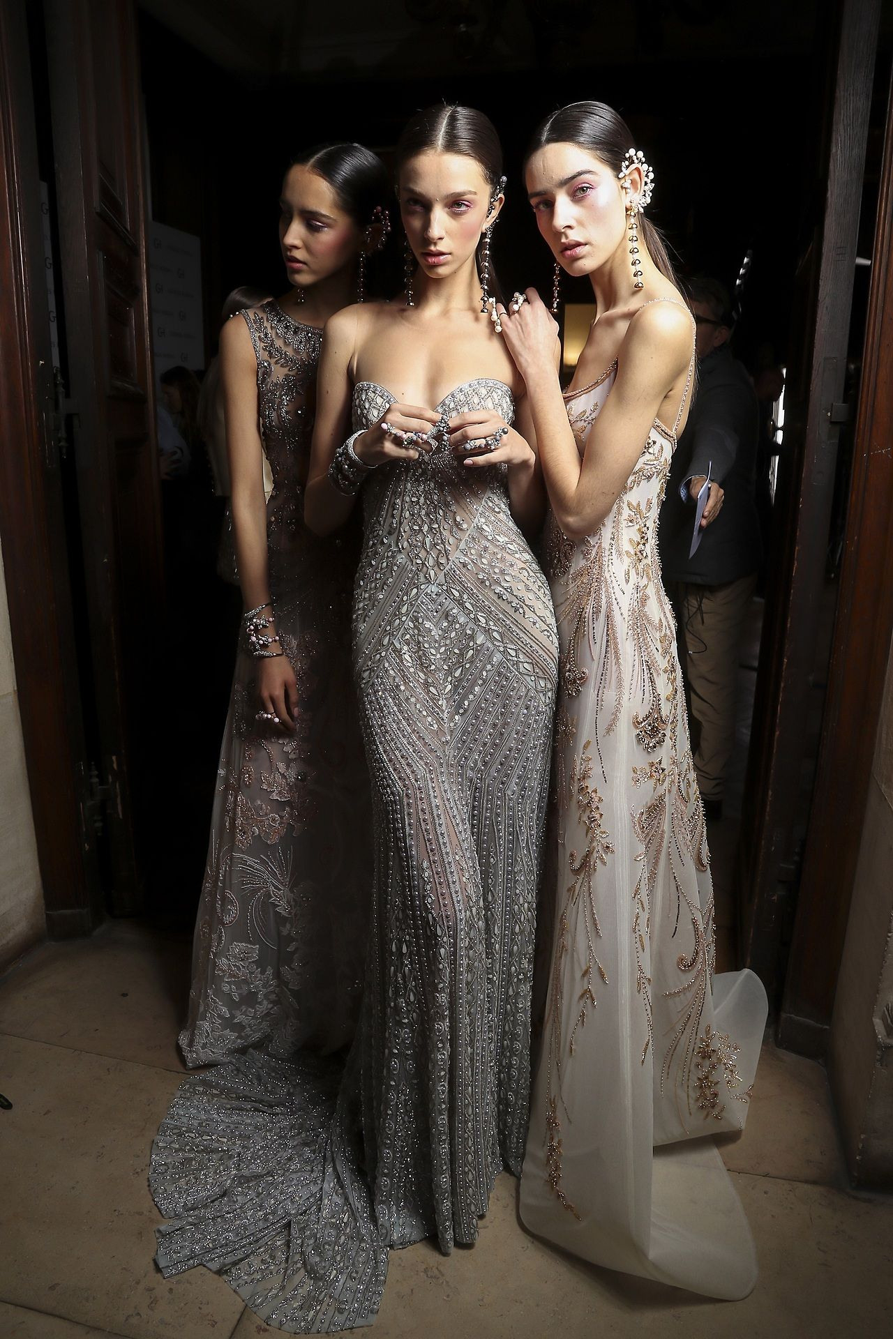 "Forlikeminded "" Georges Hobeika  Haute Couture  Spring"