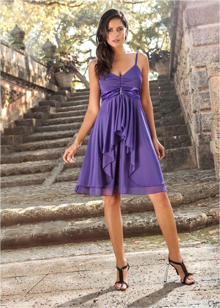 Formal Cool Schicke Abendkleider Knielang Boutique