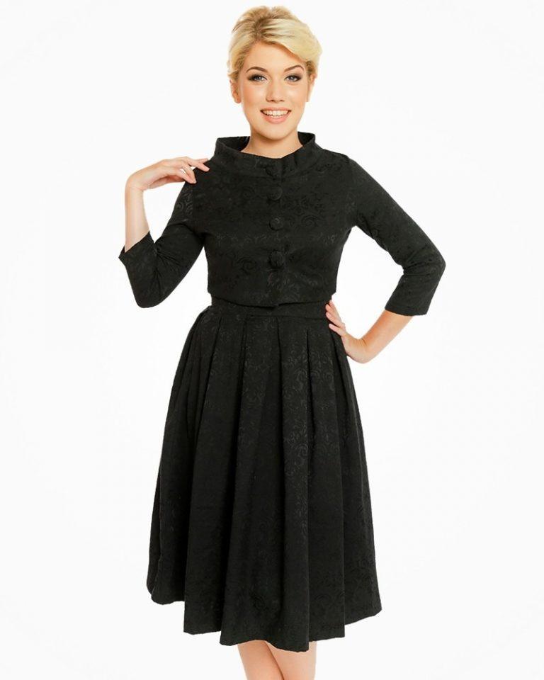 Formal Luxurius Kleid Mit Jacke Für 2019  Abendkleid