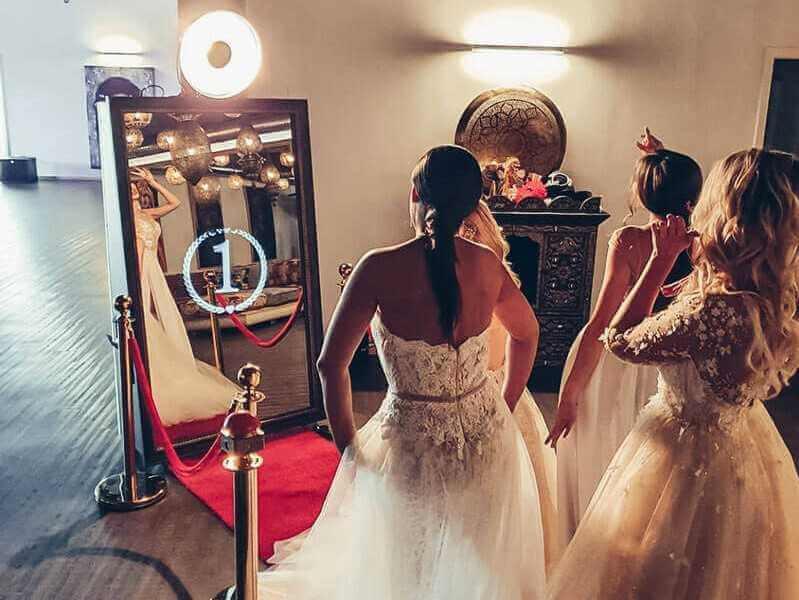 Fotospiegel Für Ihre Hochzeit Mieten  5 Tolle Gründe