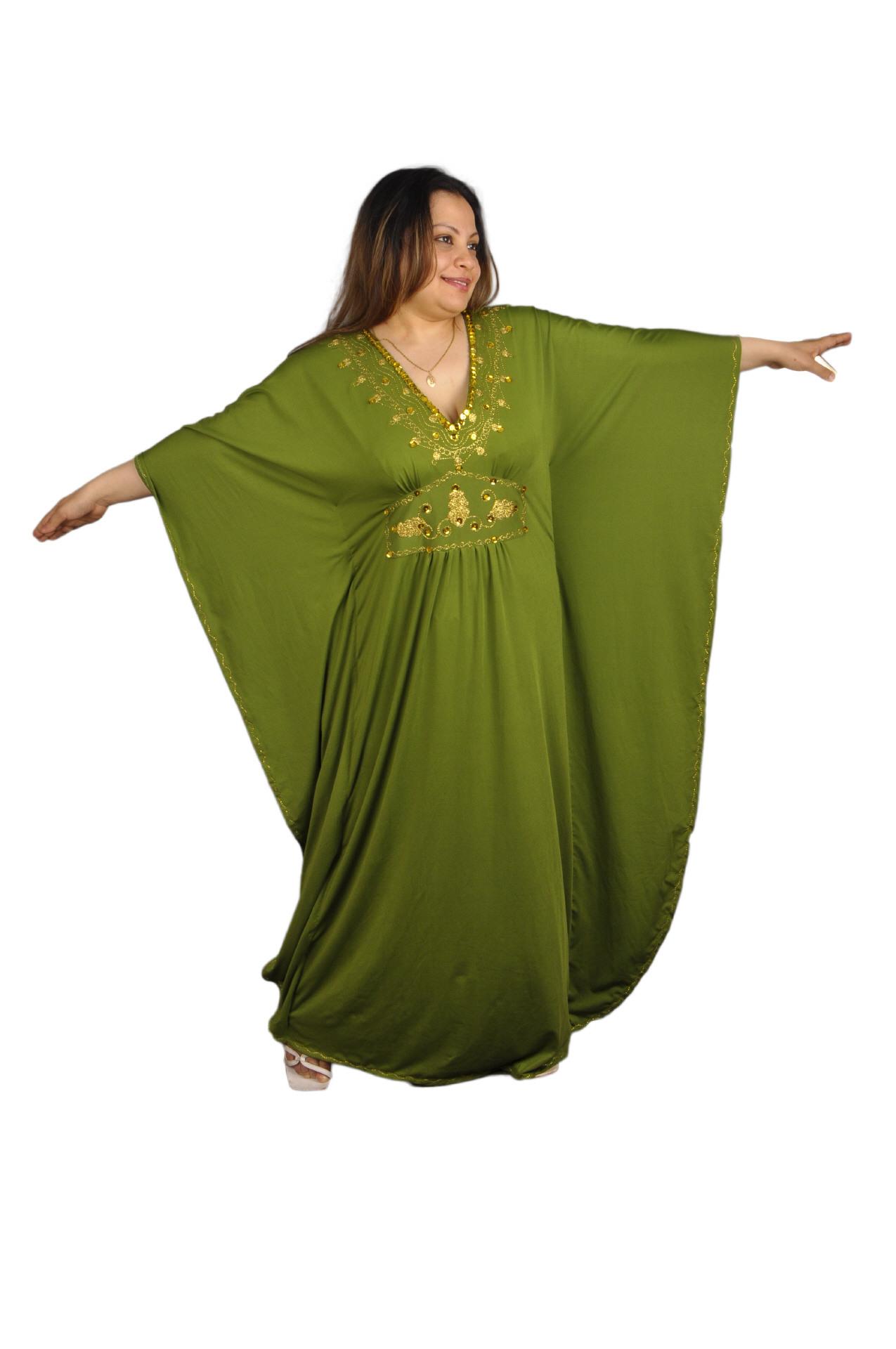 Frauen Kaftan Im Oriental Style