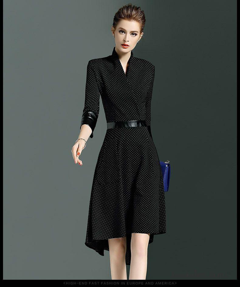 Frauen Sommerkleider Damen Kleider Neu Neue Winter Herbst