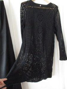 Free People Crochet Dress Kleid Gehäkelt  Kaufen Auf Ricardo