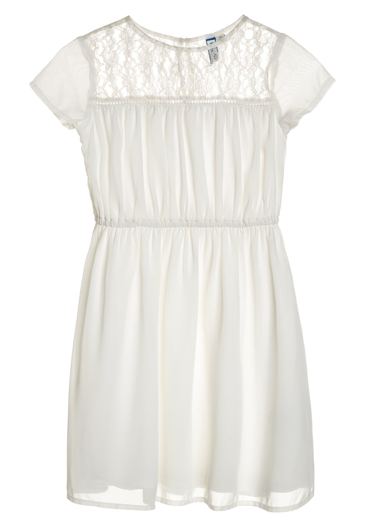 Friboo Robe De Soirée  White  Zalandoch  Zalando