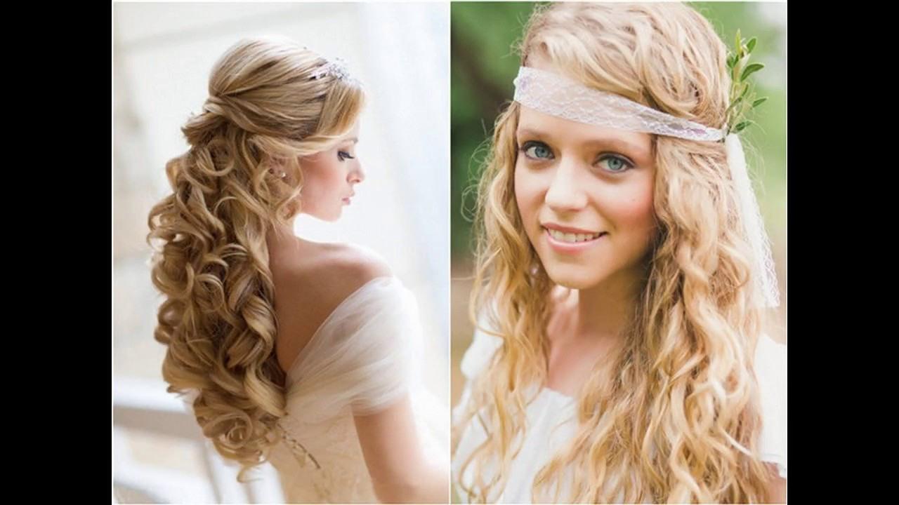 Frisur Hochzeit Youtube  Hochzeit Kleid