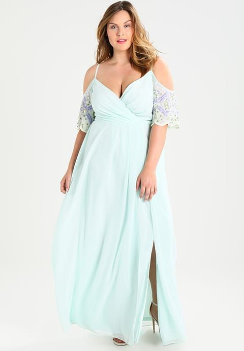 Frock And Frill Curve Ballkleid  Mint Für 10395 € 2407