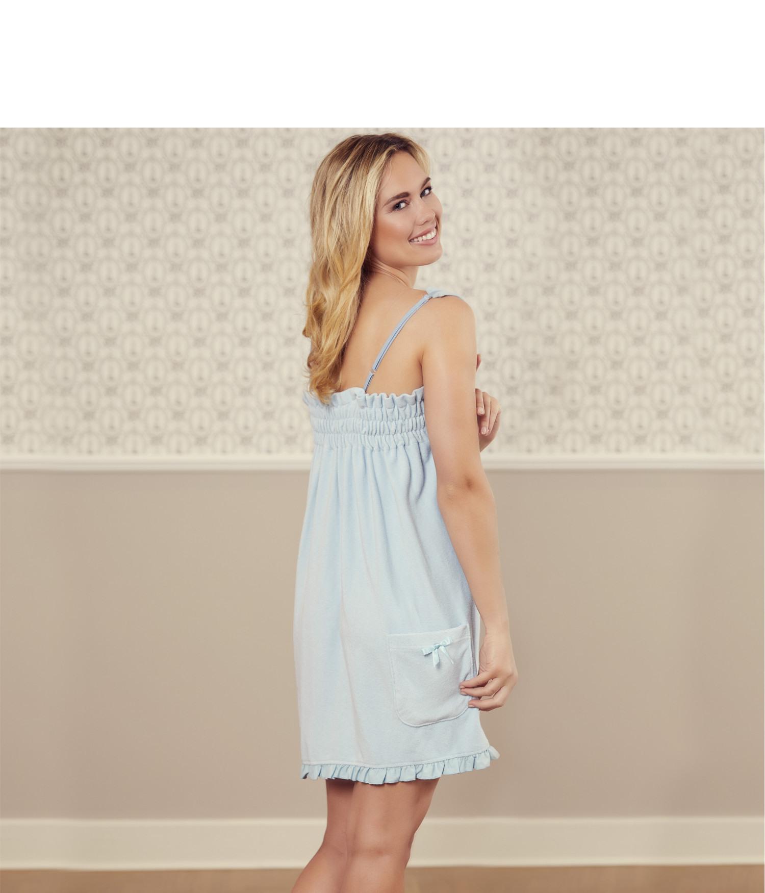 Frottee Kleid  Mode Direkt Vom Hersteller » Ringella