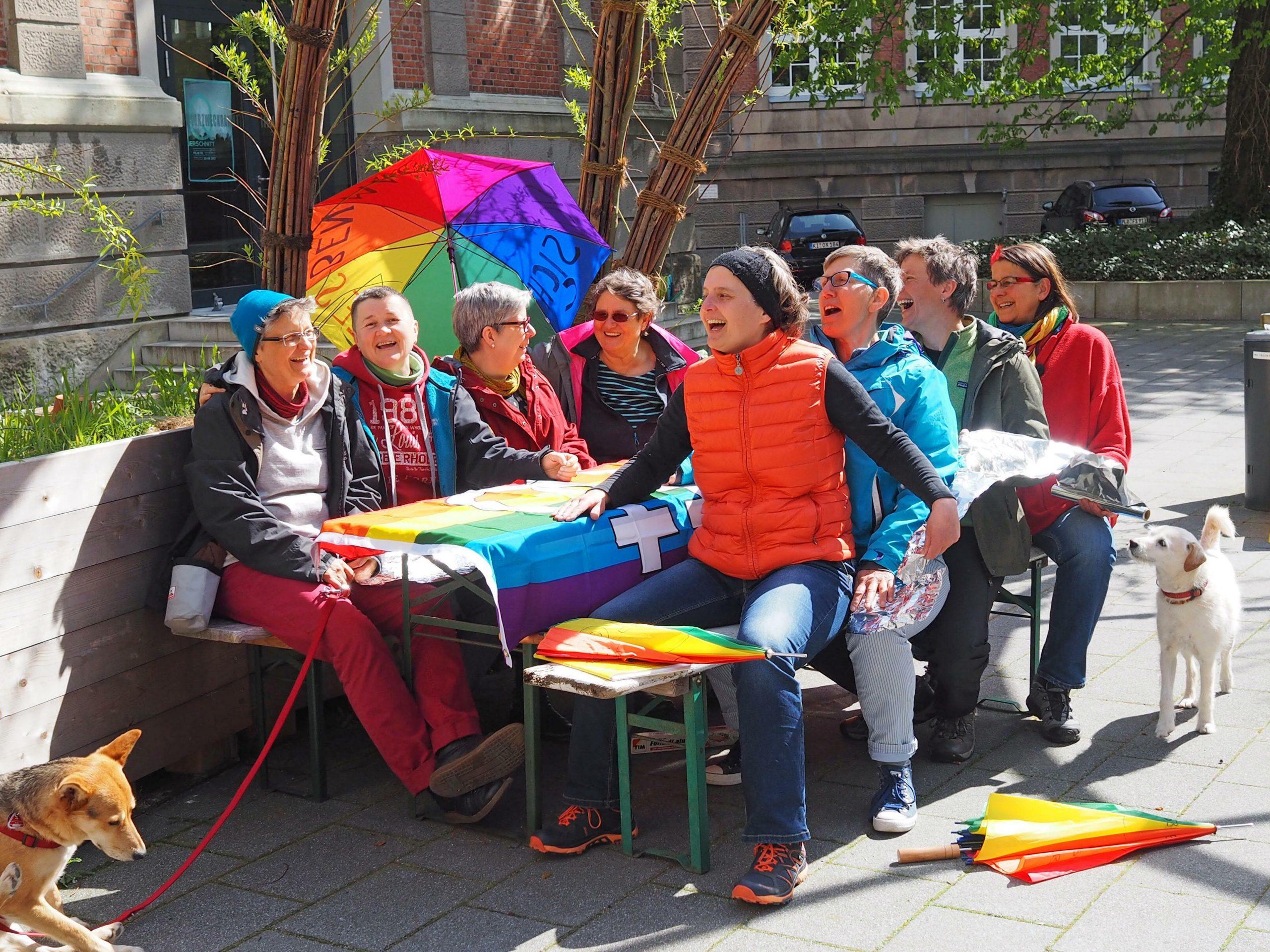 Frühlingstreffen In Kiel Lesben An Der Waterkant  Queer