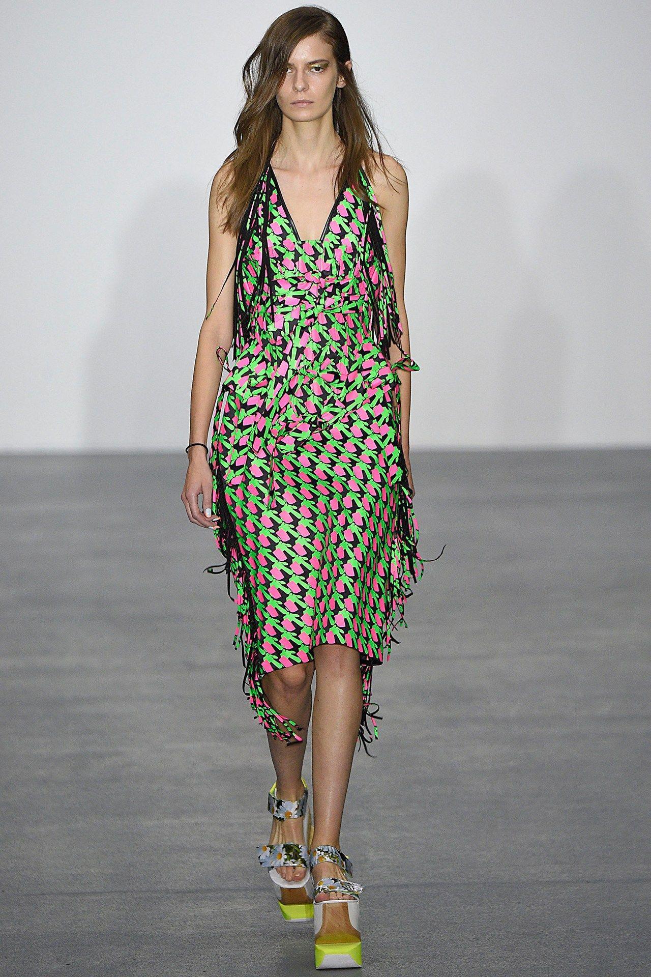 Fyodor Golan  Sommer Kleider Sommerkleidung Damen