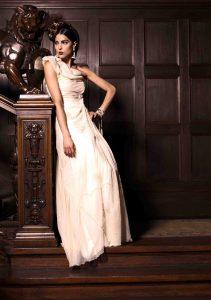 Galakleid  Nanna Kuckuck Exklusive Abendkleider