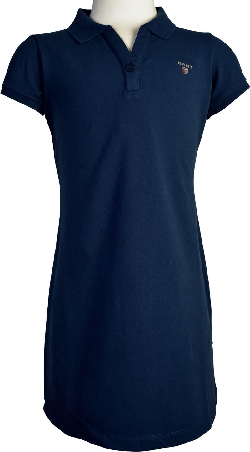 Gant Kinderkleid Kurzarm Classic Ss Pique Dress Evening