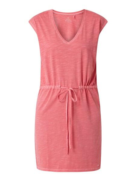 Gant Kleid Aus Baumwolle In Rot Online Kaufen 1094383 P