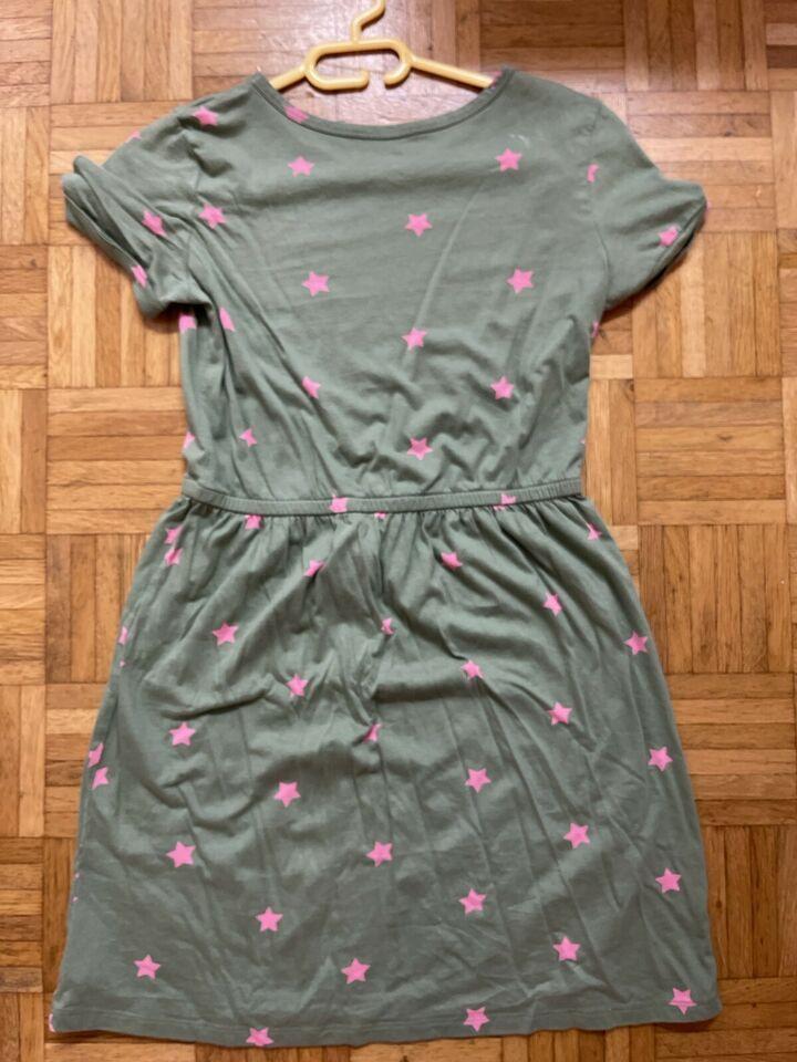 Gap Kids Kleid Khaki Mit Pinken Sternen Xxl 158 In