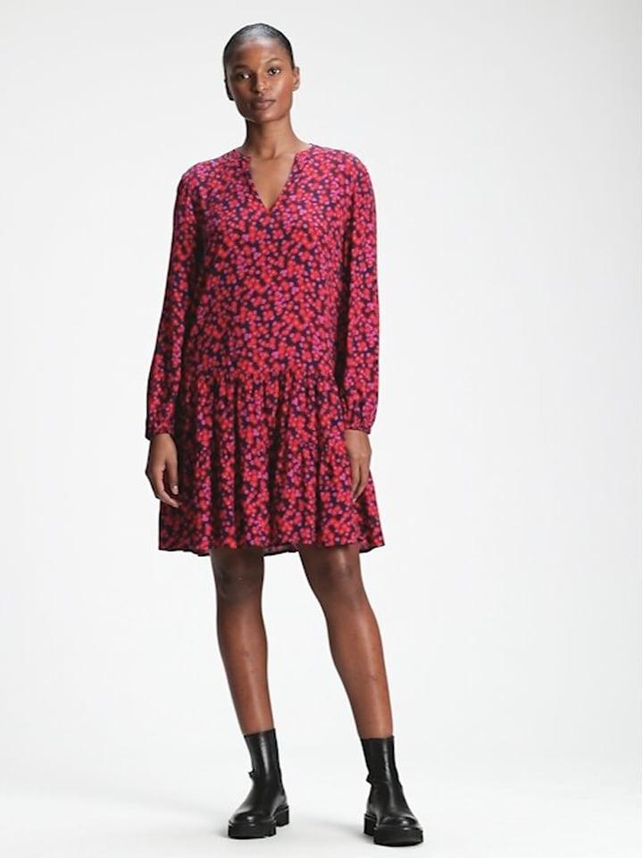 Gap Kleid In Pink/ Rot/ Dunkelblau Günstig Kaufen  Limango