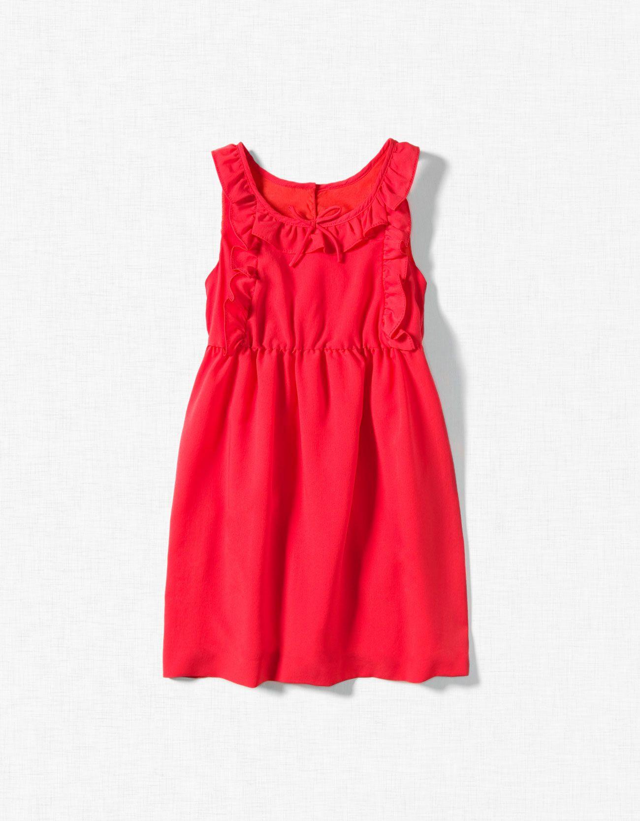 Garance Robe Zara Girls P/E 2012  Zara Kids Dress Girl