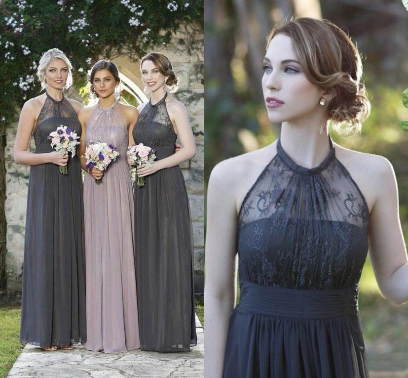 Garten Hochzeit Gast Kleid  Abendkleid