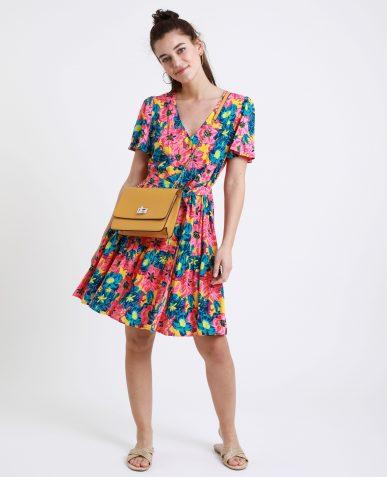 geblumtes-kleid