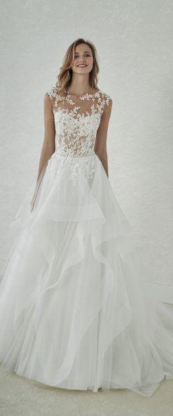 Gefunden Bei Happy Brautmoden Brautkleid Elegant