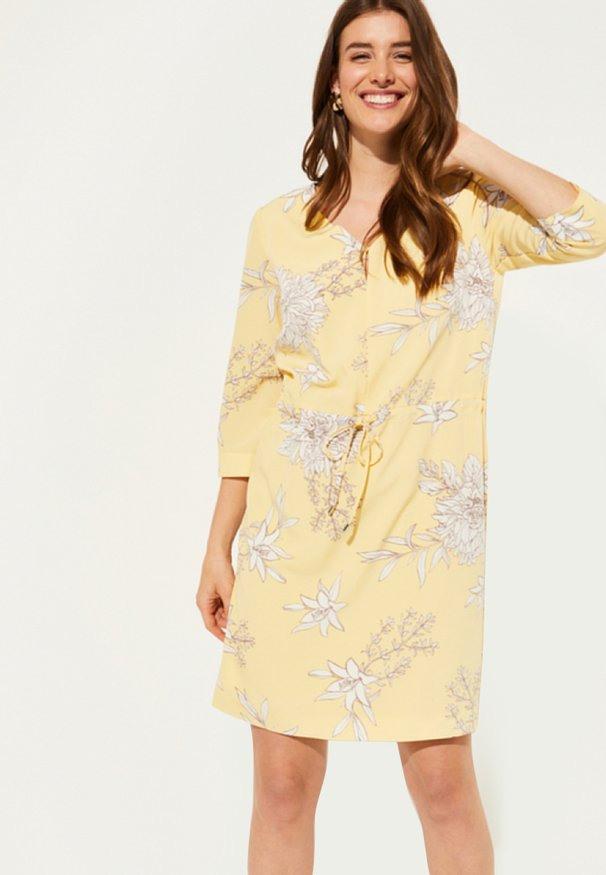 Gelbe Comma Kleider Online Shoppen  Entdecke Dein Neues