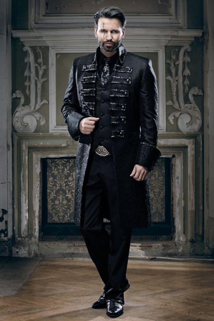 Gentlemen Couture  Lucardis Feist  Extravagante