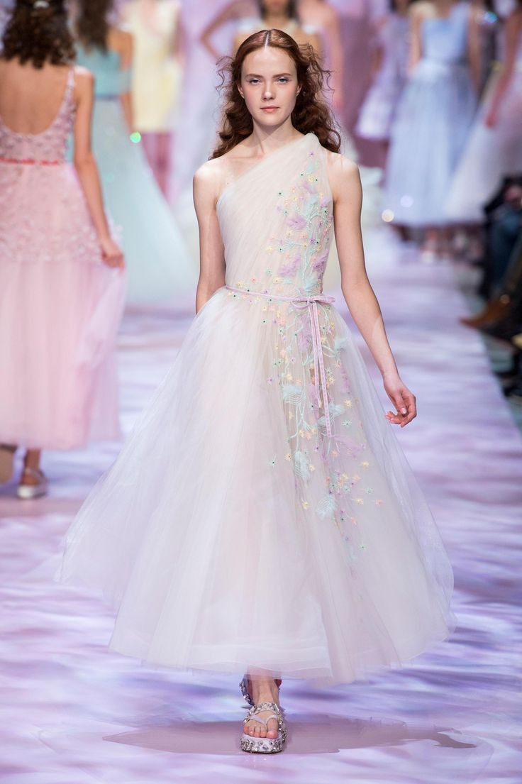Georges Chakra Fashion Show Springsummer 2017 Couture