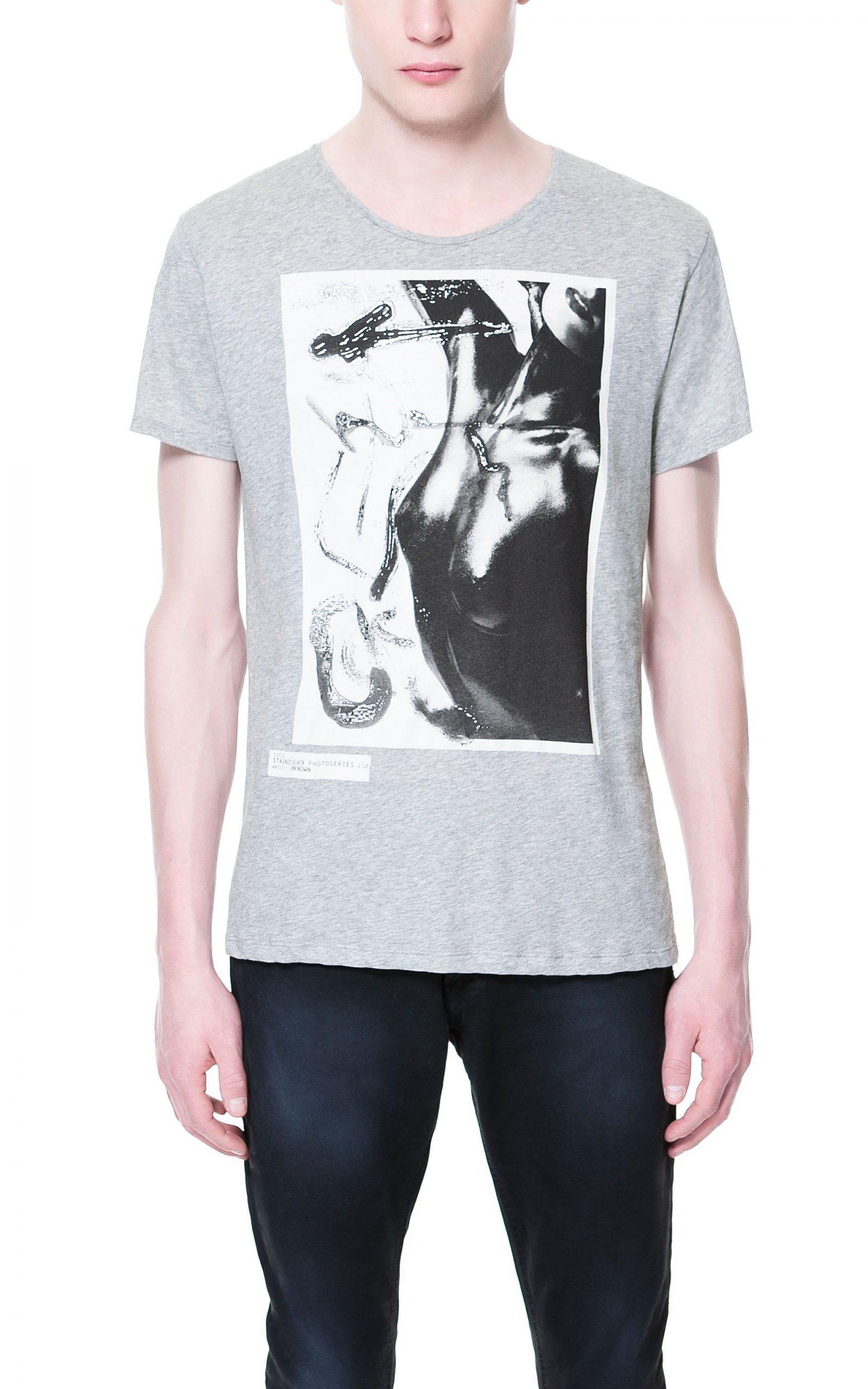 Girls Tshirt  Zara 2013  Camiseta Hombre Zara