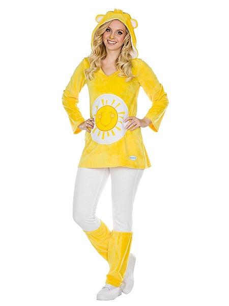 Glücksbärchis Kostüm Für Kinder Damen  Herren Günstig Kaufen