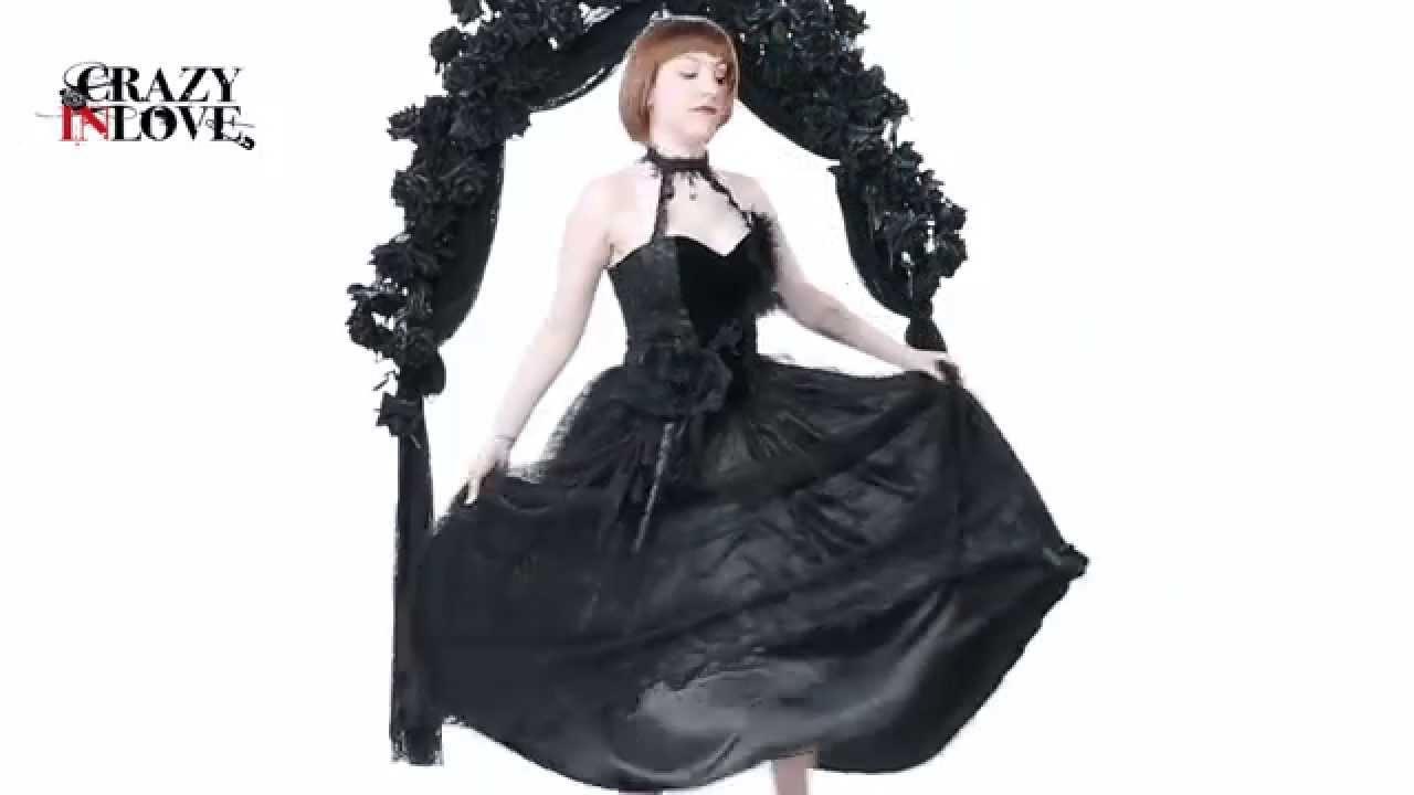 Gothic Hochzeit Kleidung  Zweiter Gothic Look Mai 2015