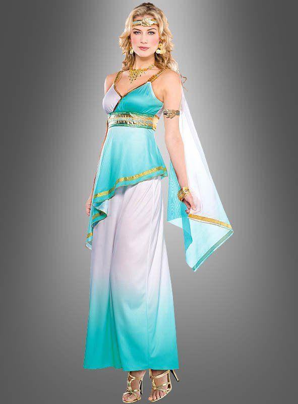 Griechische Göttin Kostüm Für Damen  Kostüm Griechische