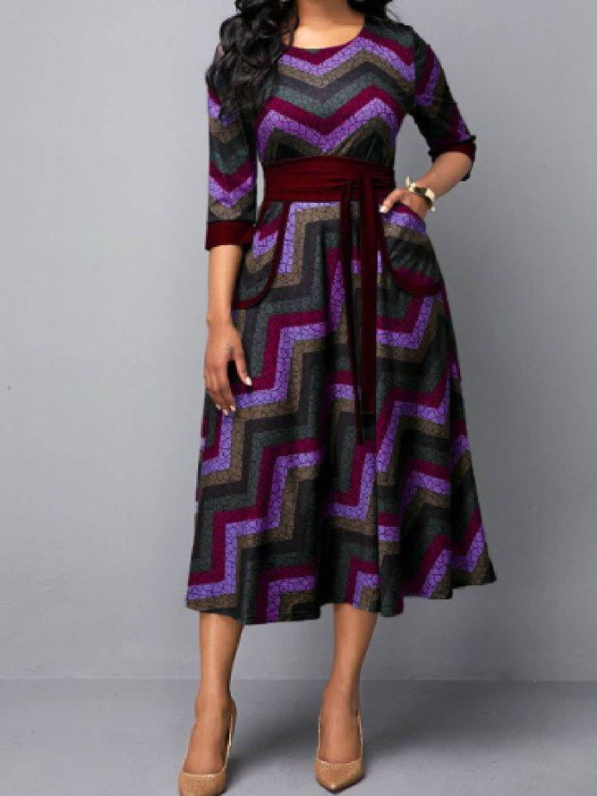 Große Größen Afrikanisch Kleidung Dashiki Lang Maxikleid
