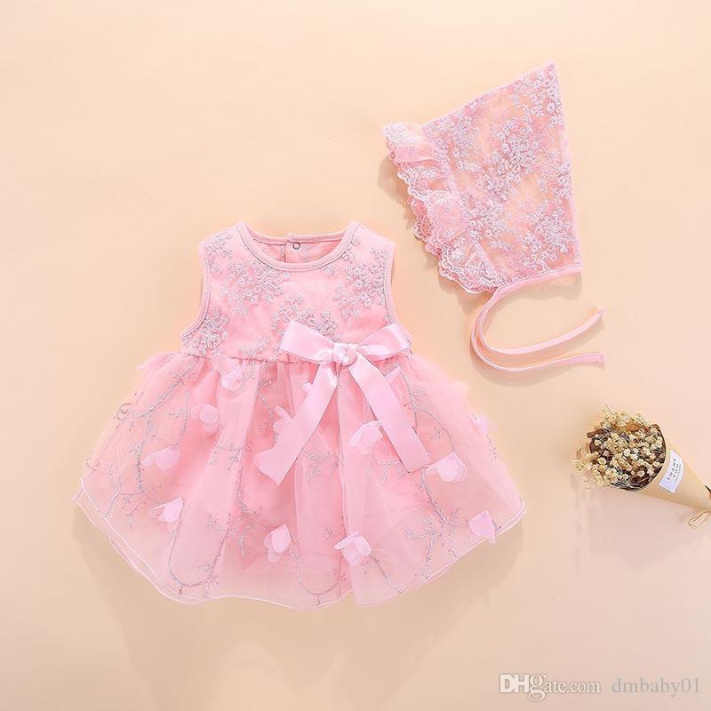 Großhandel Baby Mädchen Kleidung 2St Sommer Mädchen
