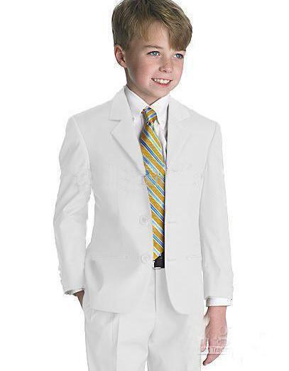 Großhandel Jungen Smoking / Jungen Kleidung Anzug