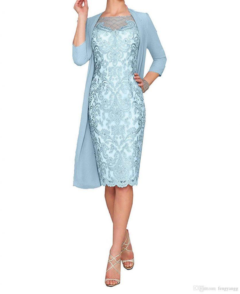 Großhandel Mutter Der Braut Kleider Hochzeit Kleid