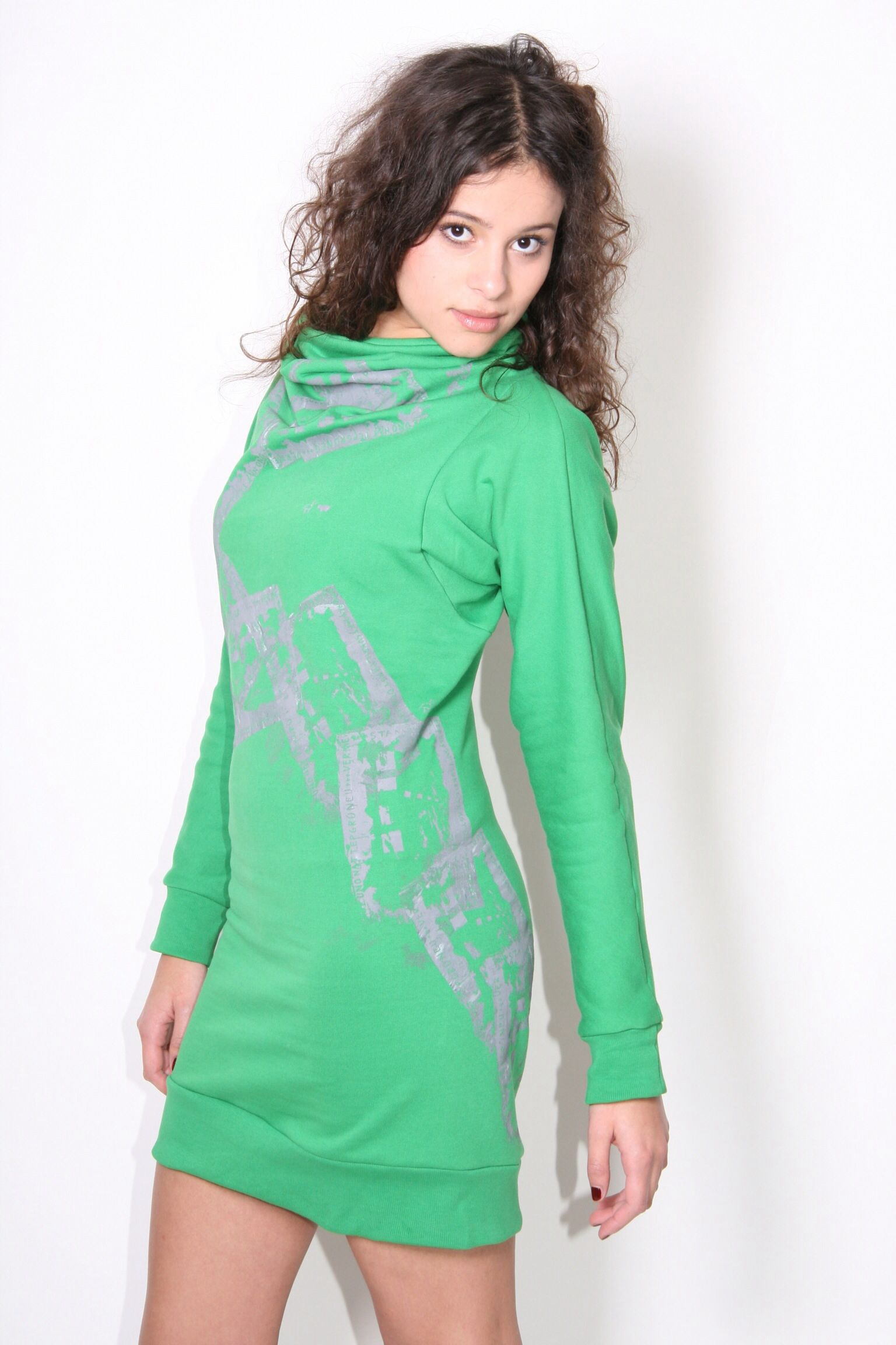 Grünes Baumwollkleid  Baumwollkleider Grünes Kleid Kleider