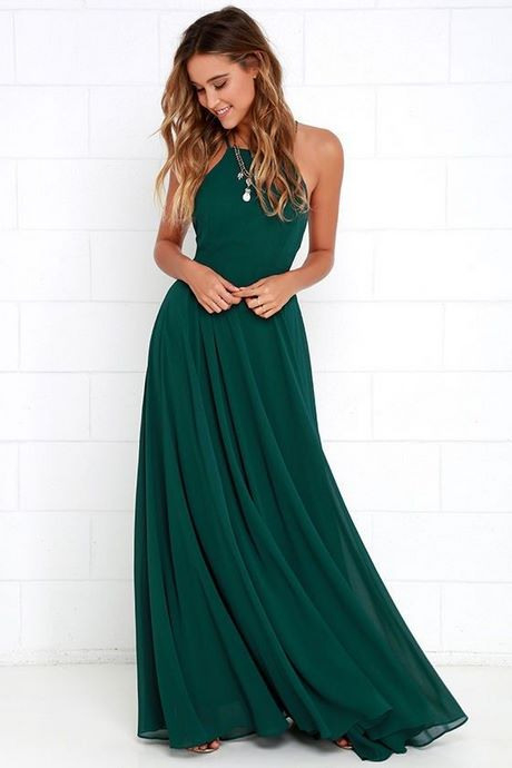 Grünes Kleid Für Hochzeitsgast