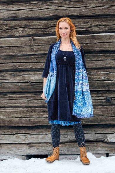 Gudrun Sjödén Farbstarke Mode Und Heimtextilien Aus