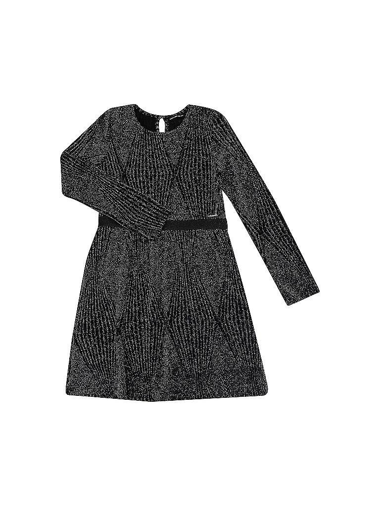 Guess Mädchen Kleid Schwarz  140