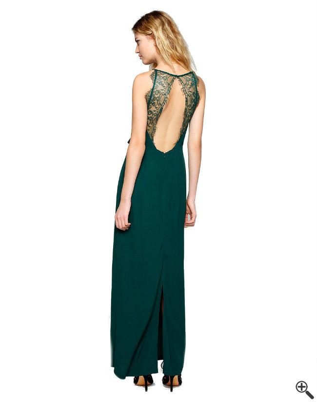 Günstige Festliche Kleider Zur Hochzeit Als Gast - Grüne