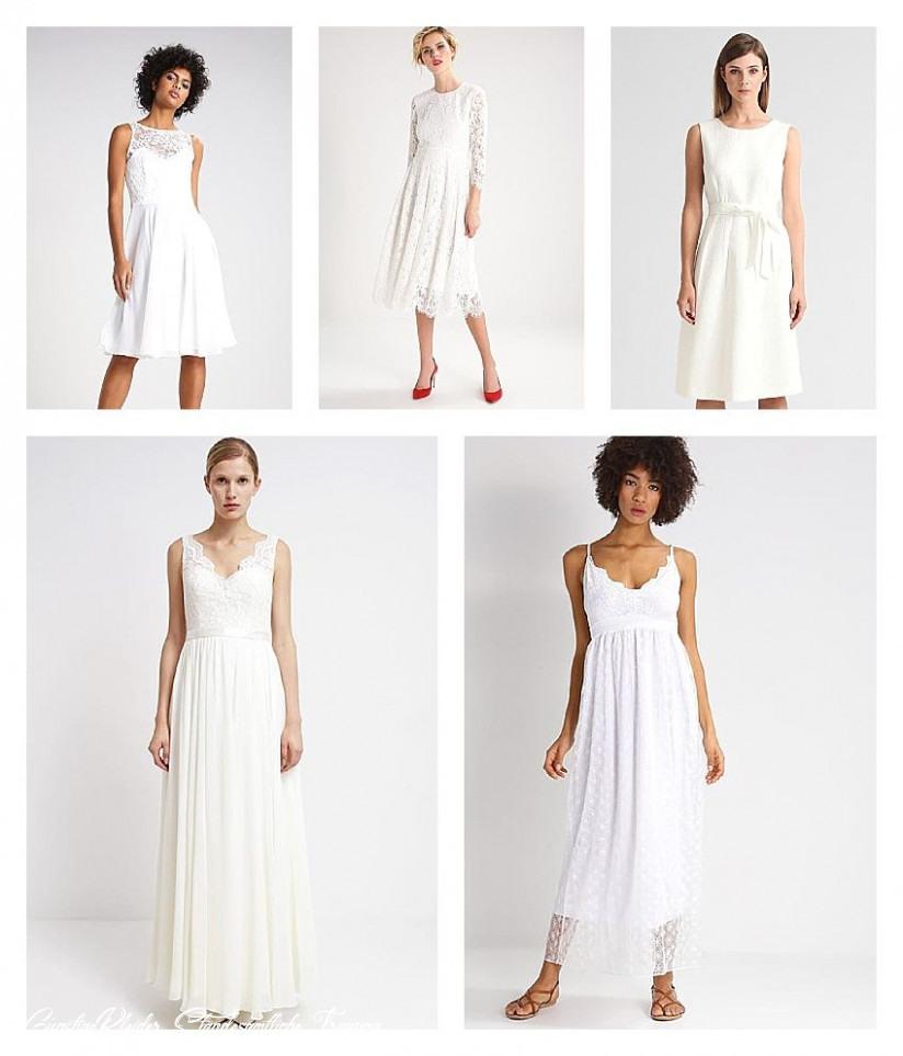 Günstige Kleider Standesamtliche Trauung  Abendkleider