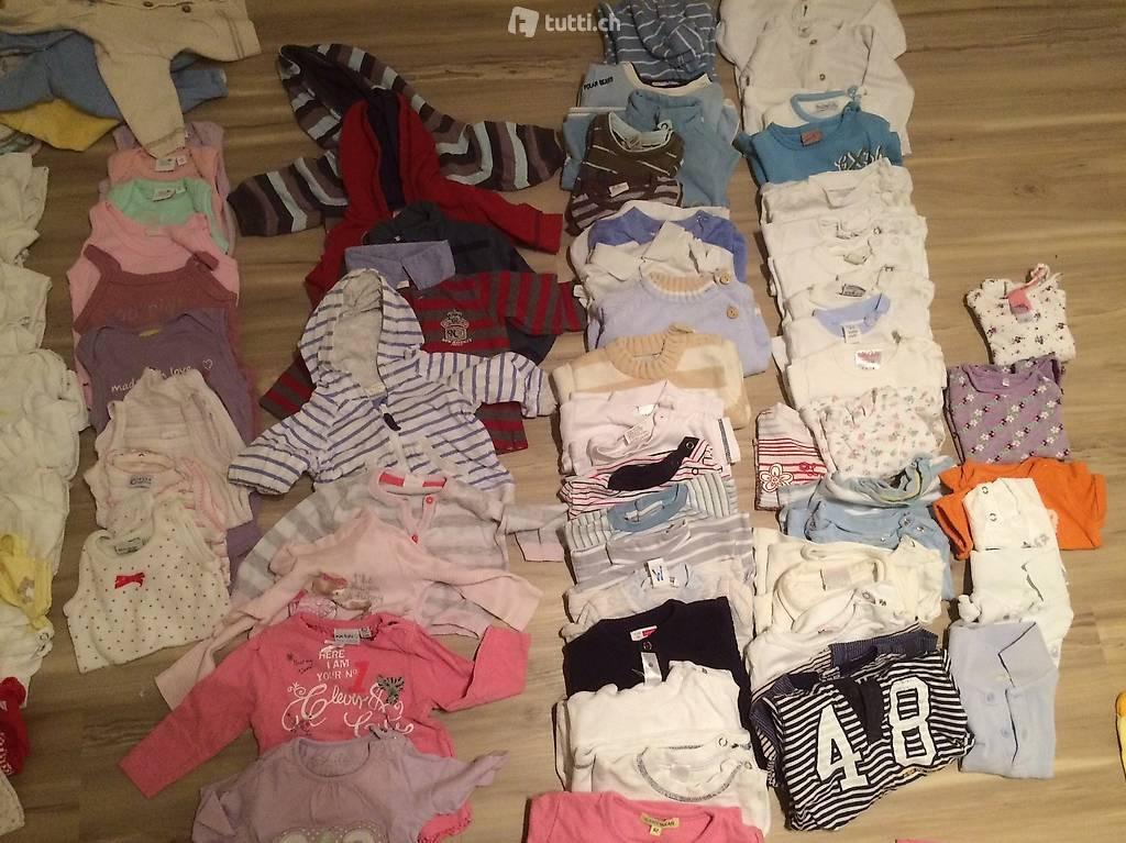 Gut Erhaltene Kinderkleider Grösse 56  104 In Luzern