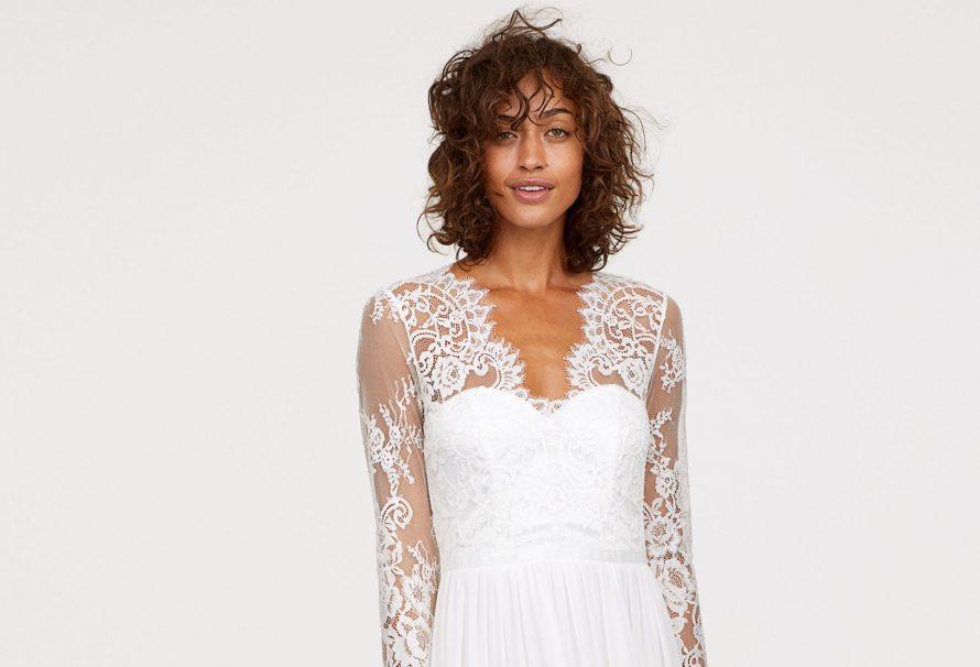 H  M Hat Gerade Eine Verträumte Hochzeitskleidkollektion