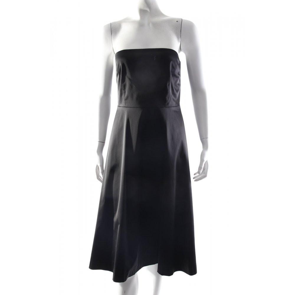 Hallhuber Korsagenkleid Schwarz Damen Gr De 36 Kleid