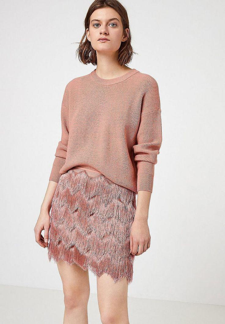 Hallhuber Minirock Für Damen  Silvester Outfit