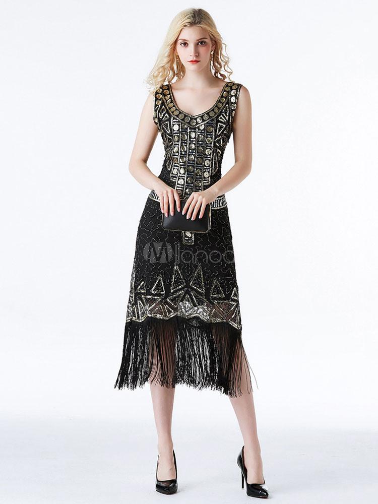Halloween Kostüm 20Er Jahre Kleid Charleston Kleid Für