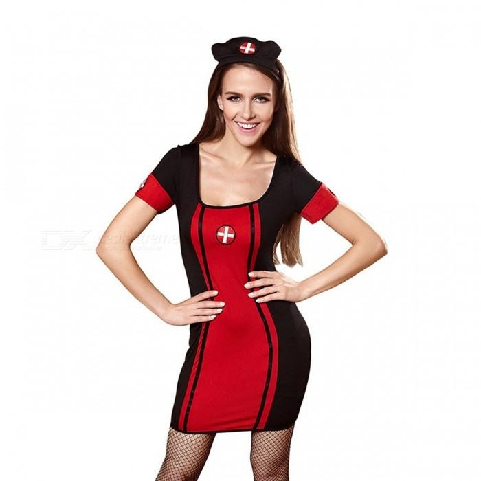 Halloween Kostüm Frauen Sexy Krankenschwester Kostüm