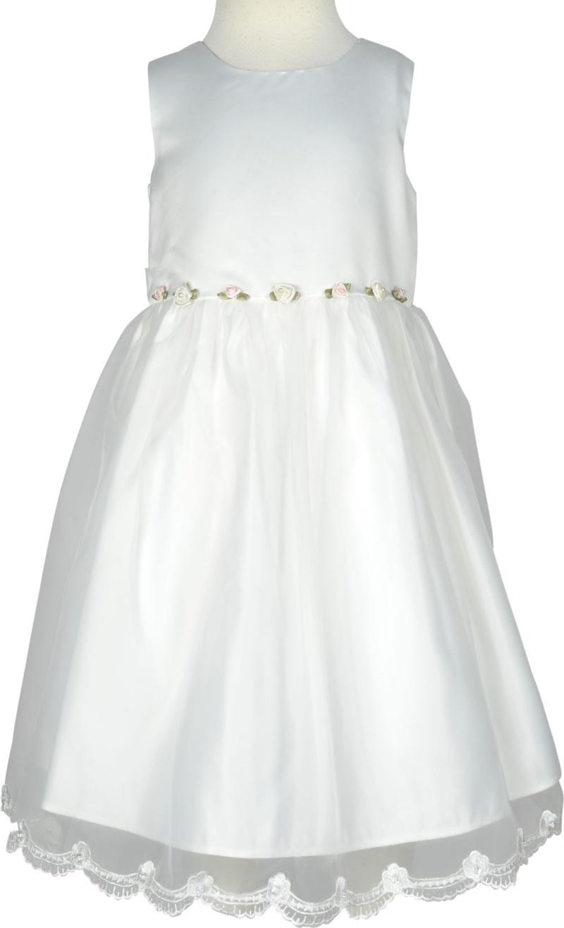 Happy Girls Festkleid Kommunionkleid Cremeweiß 52455011