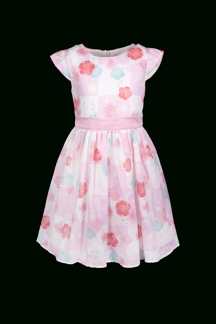 Happy Girls Kleid Mit Blumen  Diefeinenkleinende