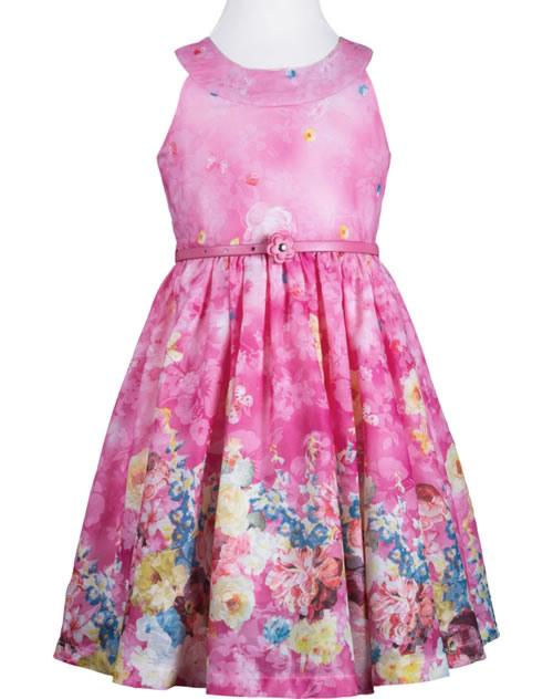 Happy Girls Sommerkleid Blumen Rosa/Pink 96135336 Bei