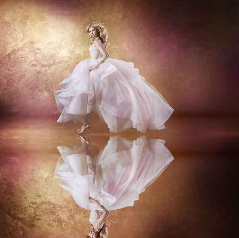Hayley Paige Herbst 2018 Brautkleider  Ballkleid Hochzeit
